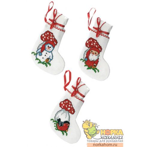 """Рождественские носки """"Для подарков"""""""