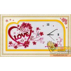 """Часы """"Любовь"""""""