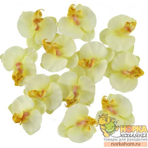 """Декоративные цветы """"Желтые орхидеи"""""""