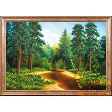 Лес у реки