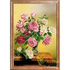 Розы деликатные