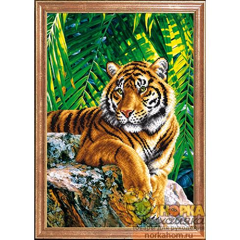 Тигр отец