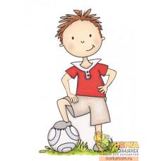 """Штампик """"Football Lad"""""""