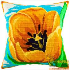 """Подушка """"Желтый тюльпан"""""""