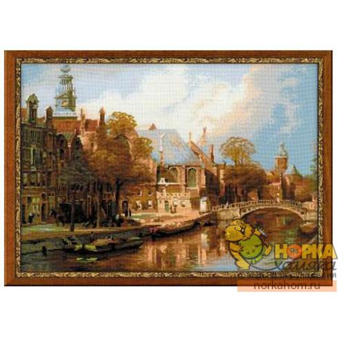 Амстердам. Старая церковь и Церковь св. Николая Чудотворца