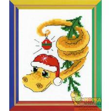 Новогодний змей