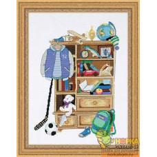 Шкафчик для мальчика