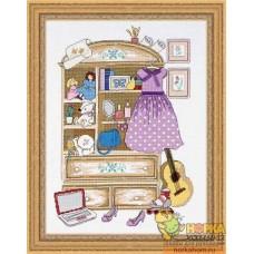 Шкафчик для девочки