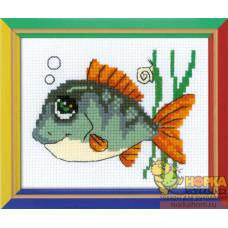 Рыбка с улыбкой