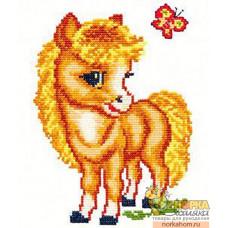 Весёлая лошадка