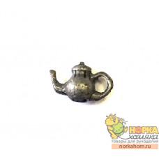 """Шармик """"Восточный чайник"""" (серебро антик)"""