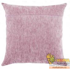 Оборот для подушки (розовый виноград)