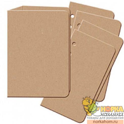 Заготовка-книжка с плотными листами