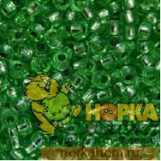 Бисер Preciosa (5 гр) #08256 (зеленый)