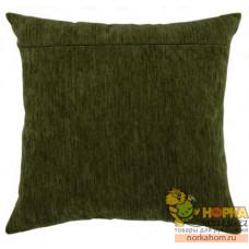 Оборот для подушки (зелень Гинье)