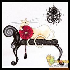 Chandelier Cat