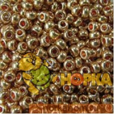 Бисер Preciosa (5 гр) #18184 (бронзовый)