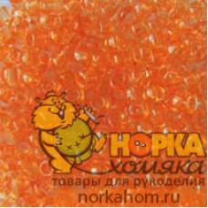 Бисер Preciosa (5 гр) #01184 (оранжевый)