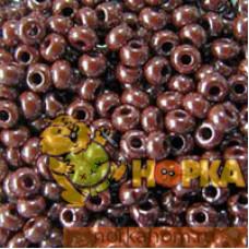 Бисер Preciosa (5 гр) #18600 (коричневый)