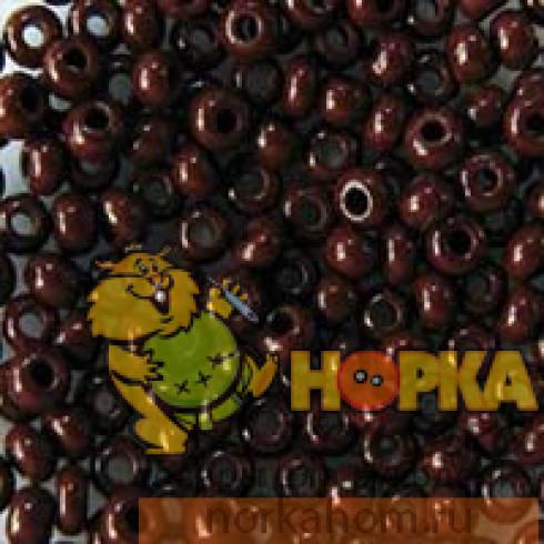 Бисер Preciosa (5 гр) #13780 (коричневый)