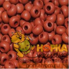 Бисер Preciosa (5 гр) #13600/1 (коричневый)