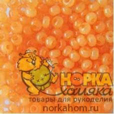 Бисер Preciosa (5 гр) #02184 (оранжевый)