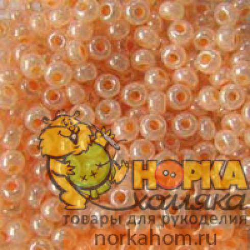 Бисер Preciosa (5 гр) #37188 (оранжевый)