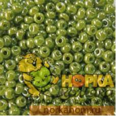 Бисер Preciosa (5 гр) #58430 (оливковый)