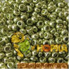 Бисер Preciosa (5 гр) #18154 (оливковый)