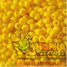 Бисер Preciosa (5 гр) #83110 (желтый)