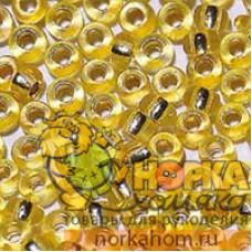 Бисер Preciosa (5 гр) #78182 (золотой)