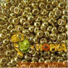 Бисер Preciosa (5 гр) #18181 (золотой)