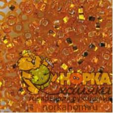 Бисер Preciosa (5 гр) #87060 (оранжевый)