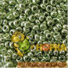 Бисер Preciosa (5 гр) #18161 (зеленый)