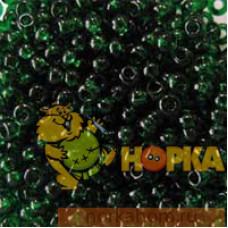 Бисер Preciosa (5 гр) #50060 (зеленый)