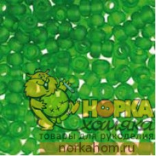 Бисер Preciosa (5 гр) #50120/1 (зеленый)