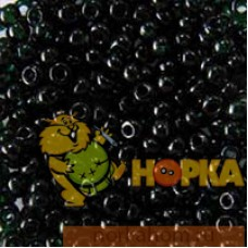 Бисер Preciosa (5 гр) #50150 (зеленый)