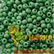 Бисер Preciosa (5 гр) #53210 (зеленый)