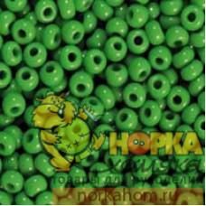 Бисер Preciosa (5 гр) #53250 (зеленый)
