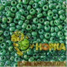 Бисер Preciosa (5 гр) #54250 (зеленый)