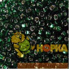 Бисер Preciosa (5 гр) #57160 (зеленый)