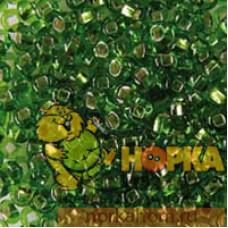 Бисер Preciosa (5 гр) #57430 (зеленый)