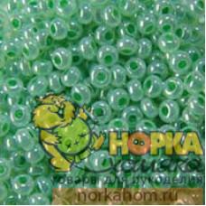 Бисер Preciosa (5 гр) #37156 (зеленый)
