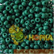 Бисер Preciosa (5 гр) #53240 (зеленый)