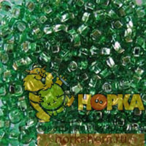 Бисер Preciosa (5 гр) #57100 (зеленый)