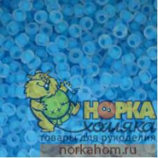 Бисер Preciosa (5 гр) #38365 (голубой)