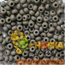 Бисер Preciosa (5 гр) #43020 (серый)