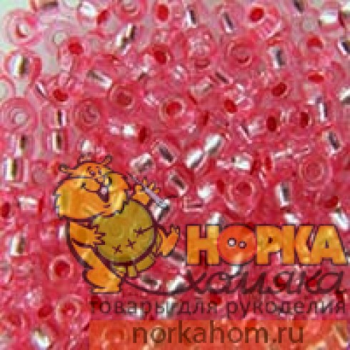 Бисер Preciosa (5 гр) #08275 (розовый)