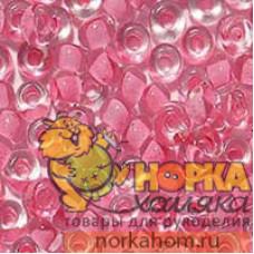 Бисер Preciosa (5 гр) #38394/1 (розовый)