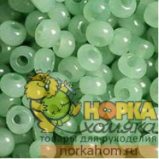 Бисер Preciosa (5 гр) #02163 (зеленый)